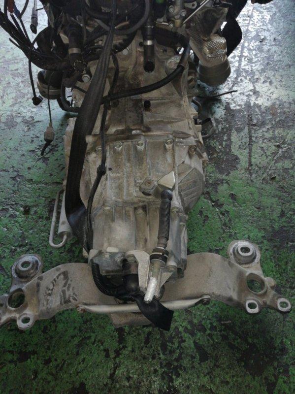 Акпп Audi A4(B7) 8EC BFB (б/у)