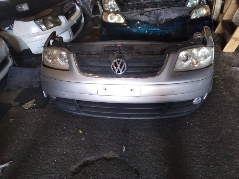 Nose cut Volkswagen Touran (б/у)