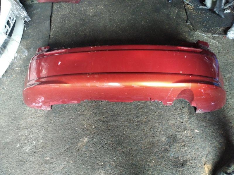 Бампер Suzuki Sx4 YA11S задний (б/у)