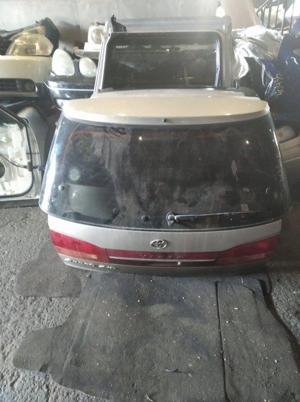 Дверь 5-я Toyota Vista Ardeo SV50 задняя (б/у)
