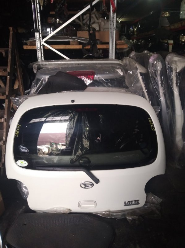 Дверь 5-я Daihatsu Move L560S (б/у)