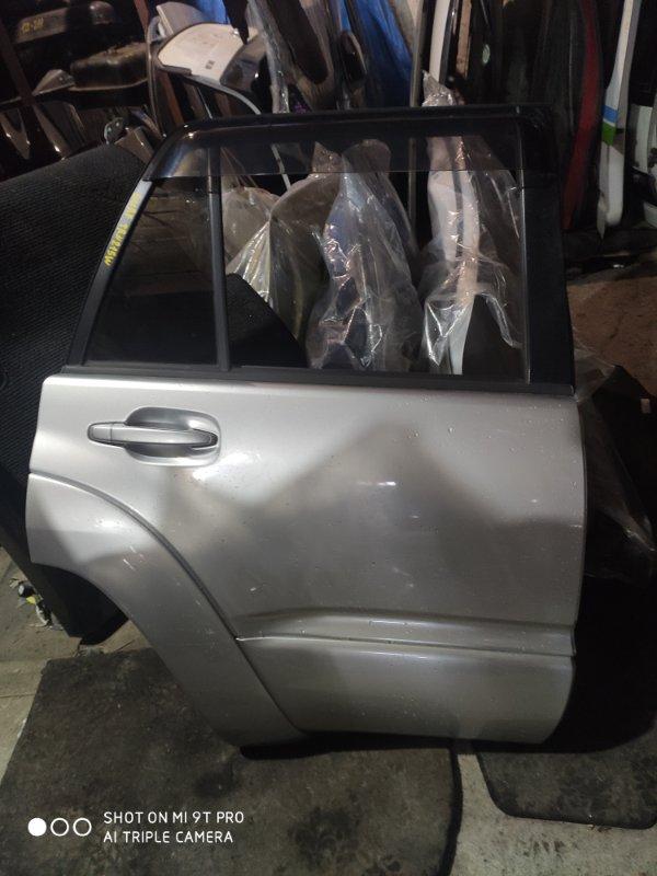 Дверь Toyota Surf TRN215W задняя правая (б/у)