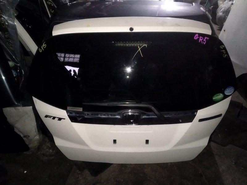 Дверь 5-я Honda Fit GE L15A LDA (б/у)
