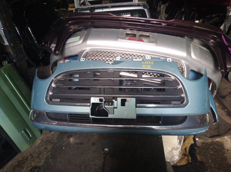Бампер Daihatsu Mira Gino L650S передний (б/у)