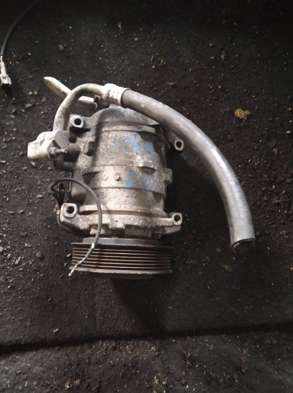 Компрессор кондиционера Honda Elysion RR1 K24A (б/у)