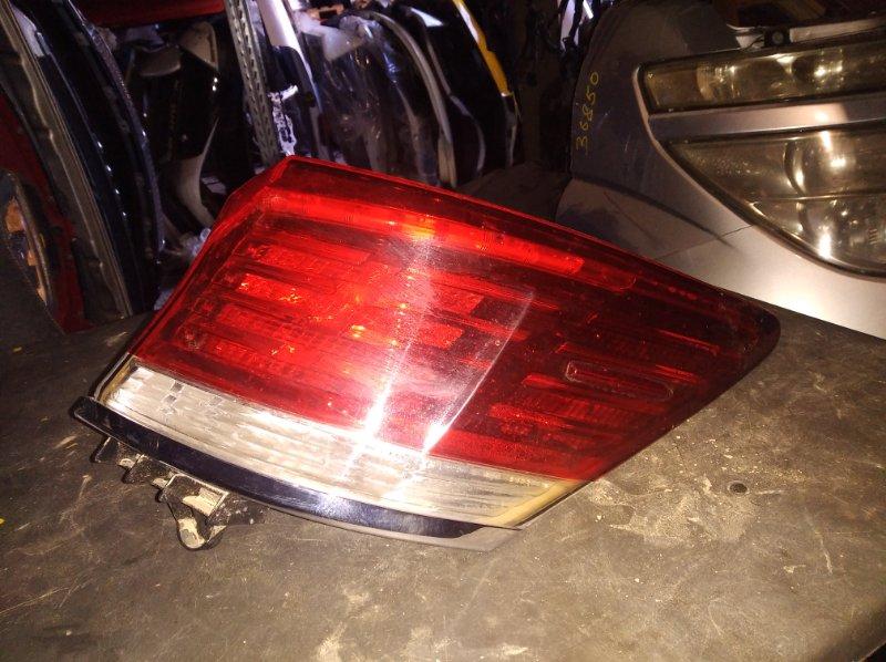 Стоп-сигнал Toyota Crown Majesta GWS 214 задний правый (б/у)