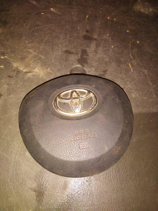 Airbag на руль Toyota Ractis NCP125 (б/у)