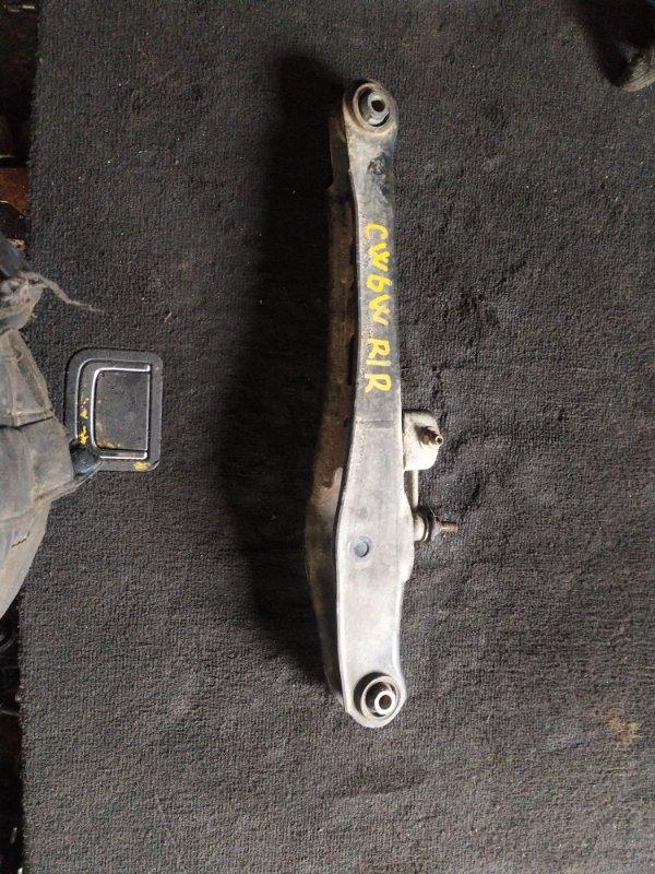 Рычаг Mitsubishi Outlander CW6W 6B31 задний правый (б/у)