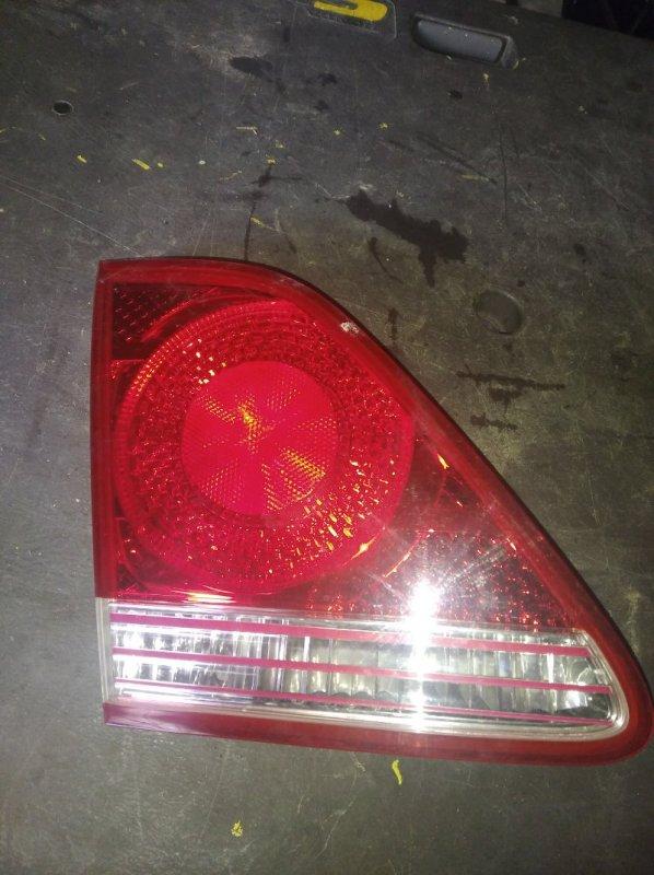 Стоп-вставка Toyota Crown GRS180 левая (б/у)