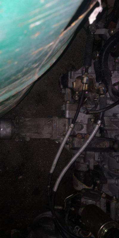 Мкпп Toyota Platz NCP16 2NZ (б/у)