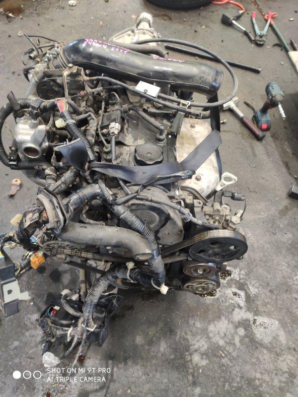 Двигатель Mitsubishi Pajero Io H76W 4G93 (б/у)