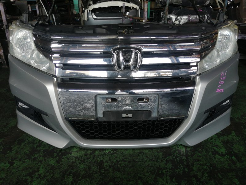 Nose cut Honda Stepwagon RK5 R20A 2011 (б/у)