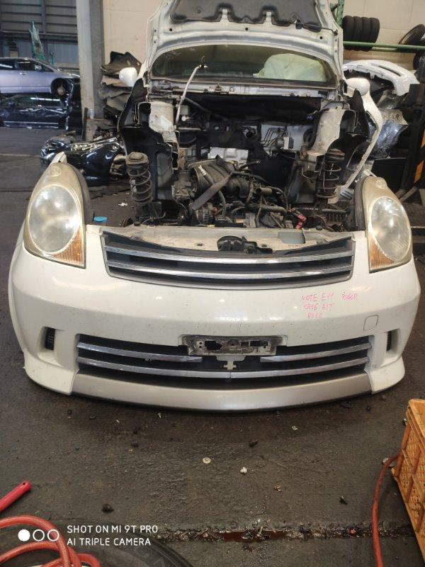 Ноускат Nissan Note E11 HR15DE (б/у)