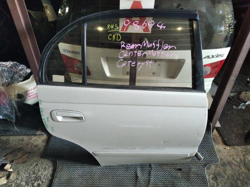 Дверь Toyota Corona ST195 задняя правая (б/у)