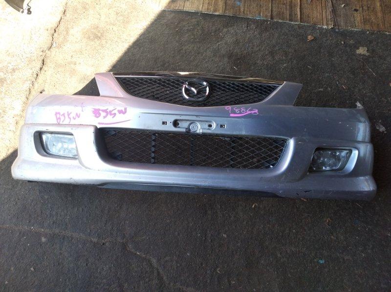 Бампер Mazda Familia BJ5W передний (б/у)
