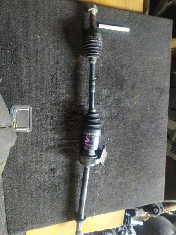 Привод Mazda Demio DE3FS передний правый (б/у)