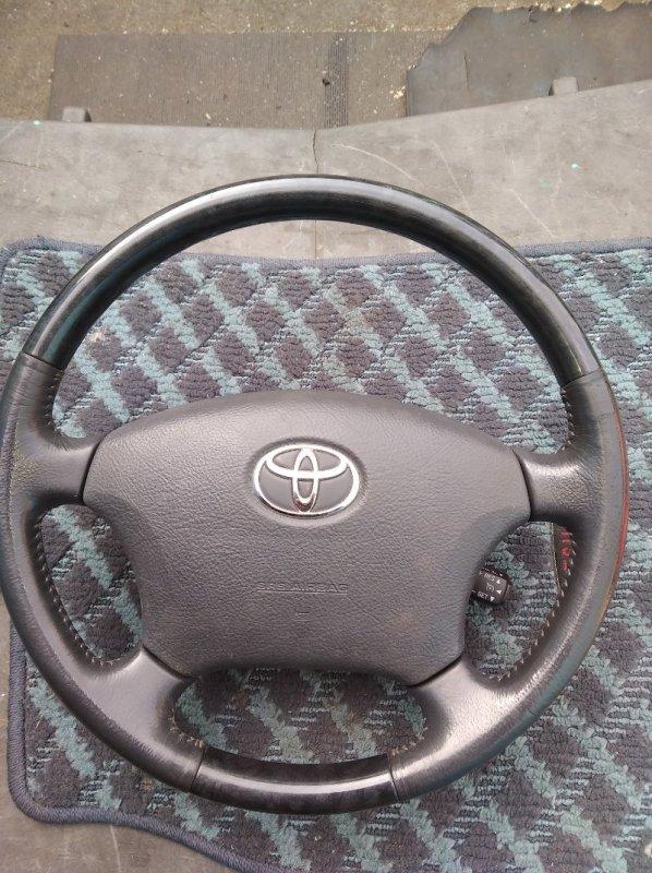 Руль Toyota Land Cruiser Prado GRJ120 (б/у)