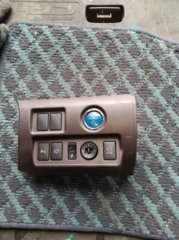 Блок управления зеркалами Toyota Sai AZK10 (б/у)