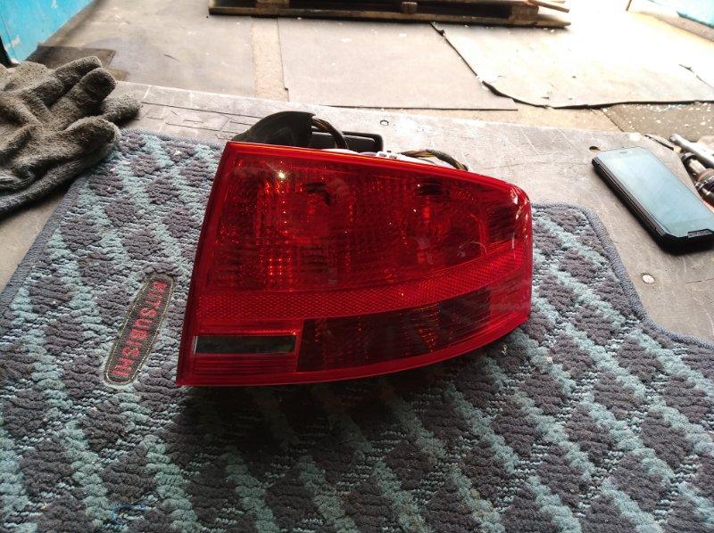 Стоп-сигнал Audi A4(B7) 8EC BFB задний правый (б/у)
