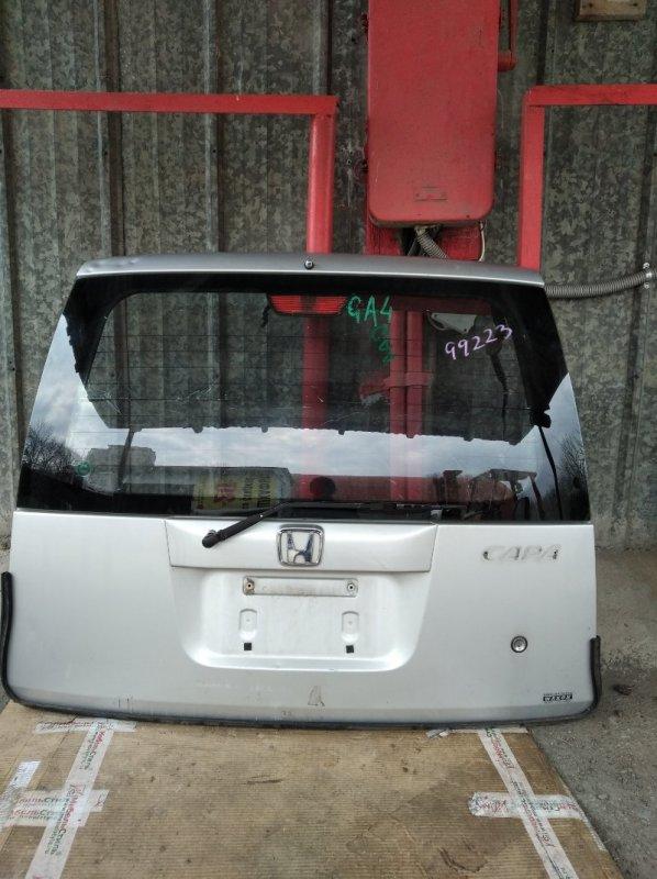 Дверь 5-я Honda Capa GA4 задняя (б/у)