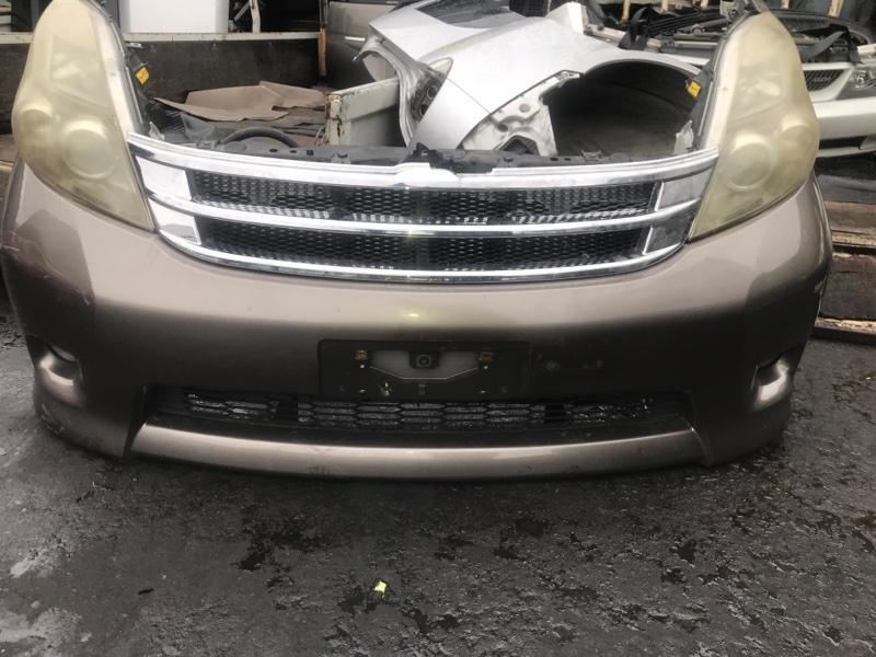 Nose cut Toyota Isis ANM10 1AZ (б/у)