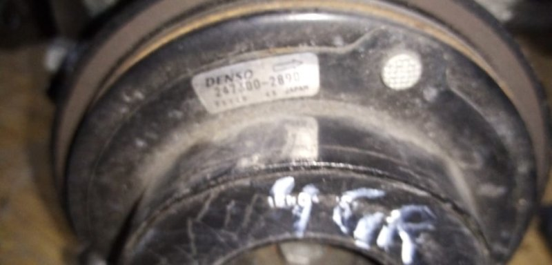 Компрессор кондиционера Toyota Mark X GRX120 4GRFSE (б/у)