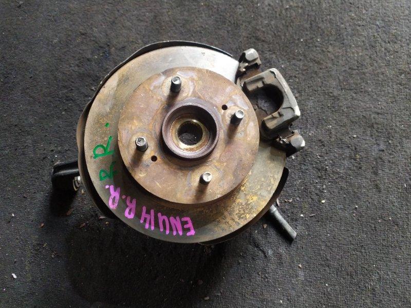 Ступица Nissan Bluebird ENU14 SR18 задняя правая (б/у)