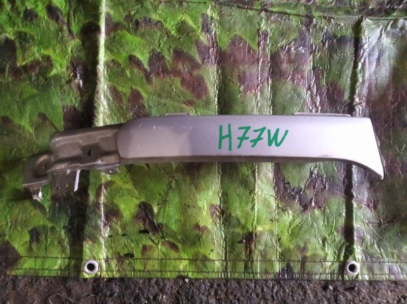 Планка под фары Mitsubishi Pajero Io H77W правая (б/у)