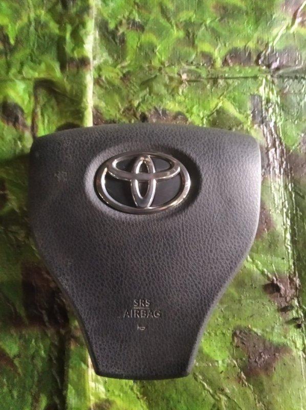 Airbag на руль Toyota Voxy ZWR80 (б/у)