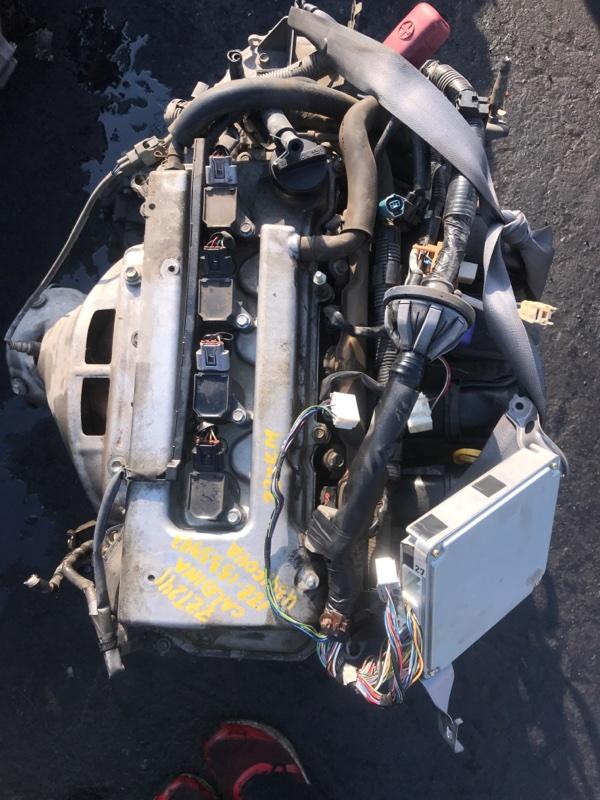 Двигатель Toyota Caldina ZZT241 1ZZ (б/у)