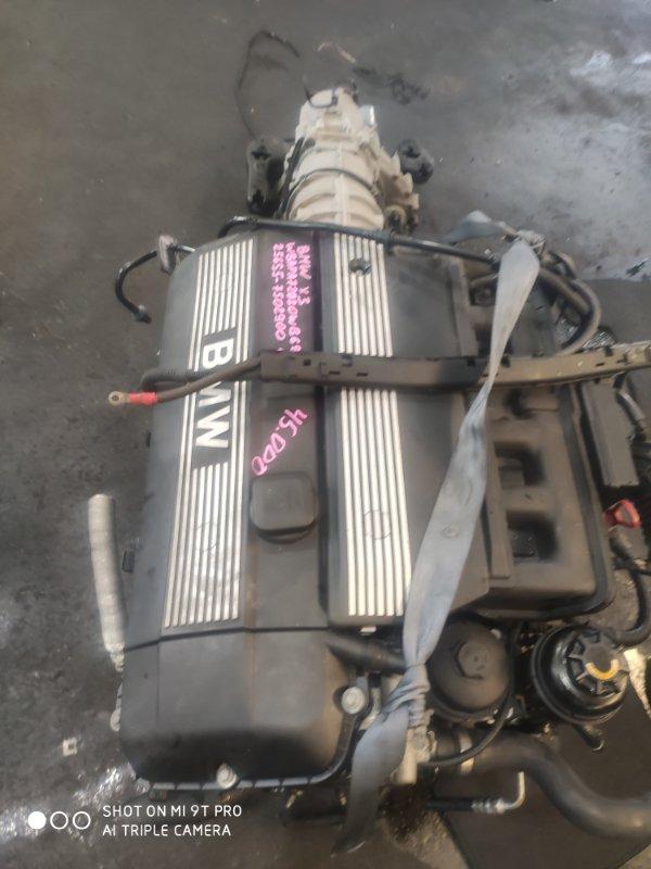 Двигатель Bmw X3 E83 M54B25256S (б/у)