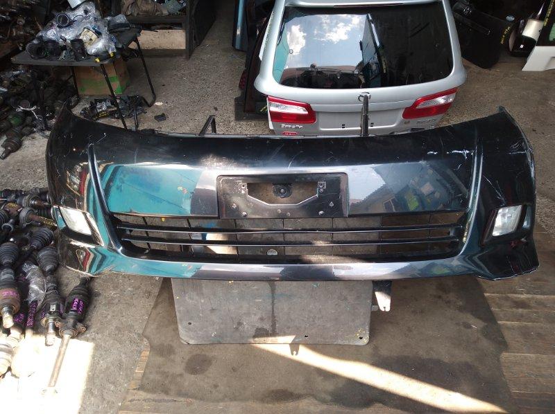 Бампер Toyota Isis ANM10 1AZFSE передний (б/у)