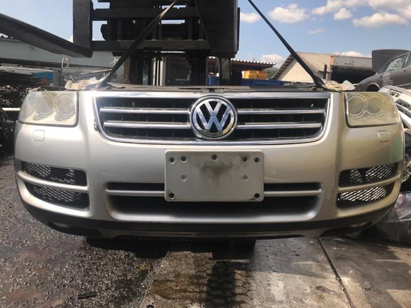Nose cut Volkswagen Touareg WVGZZZ7LZ4D008407 AZZ (б/у)