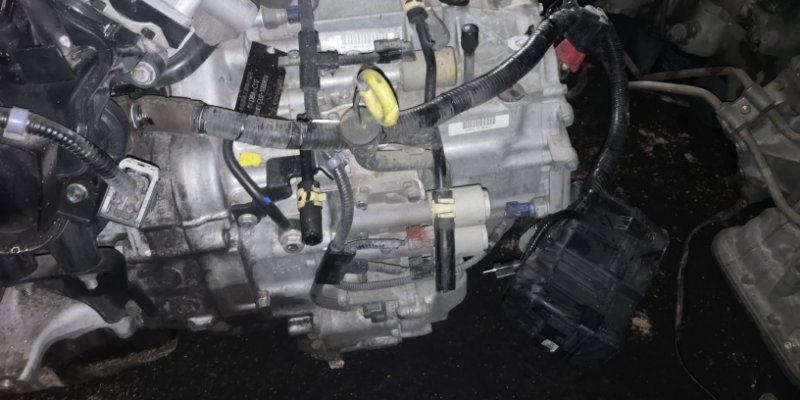Акпп Honda Accord CU2 K24A (б/у)