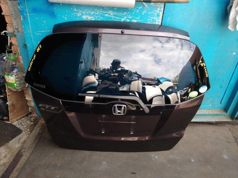 Дверь 5-я Honda Fit GE7 L15A (б/у)