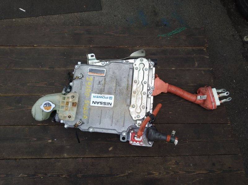 Инвертор Nissan Note HE12 HR12FXE (б/у)