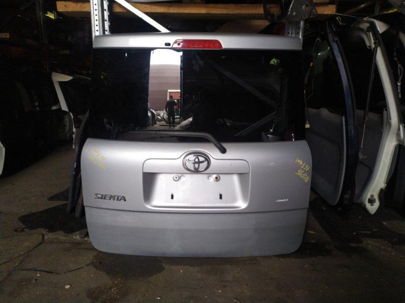 Дверь 5-я Toyota Sienta NCP85 1NZFE (б/у)