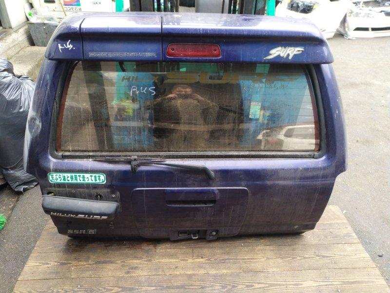 Дверь 5-я Toyota Surf VZN185 (б/у)