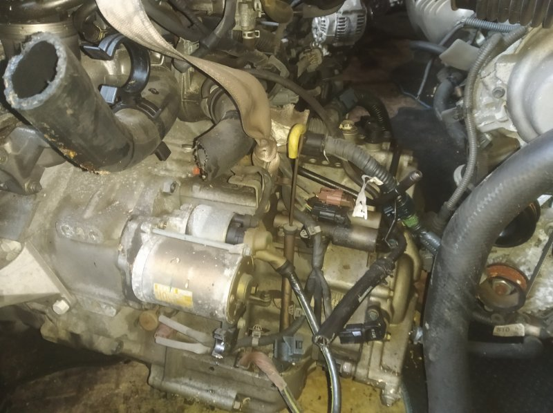 Акпп Honda Lagreat RL1 J35A (б/у)
