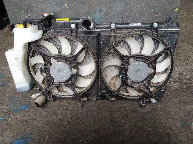 Радиатор охлаждения Honda Accord CD5 G20A (б/у)