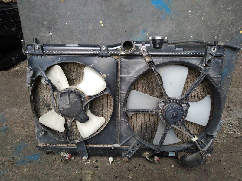 Радиатор охлаждения Honda Ascot CB1 (б/у)