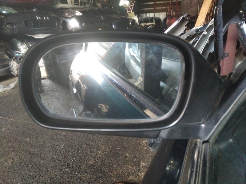 Зеркало Suzuki Cultus GC21S переднее левое (б/у)