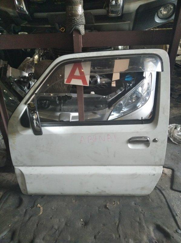 Дверь Suzuki Jimny JB33W передняя левая (б/у)