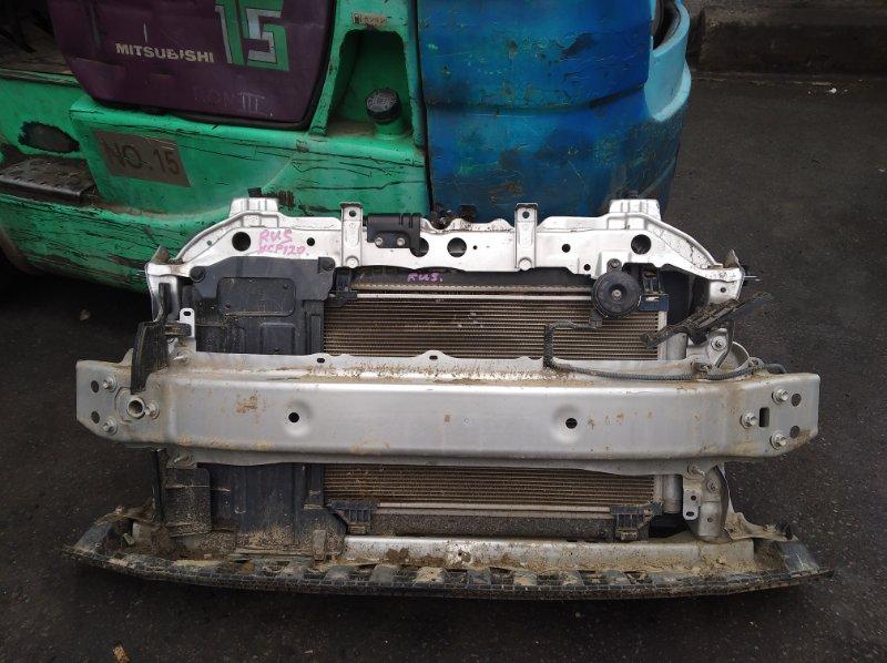 Телевизор Toyota Ractis NCP120 передний (б/у)