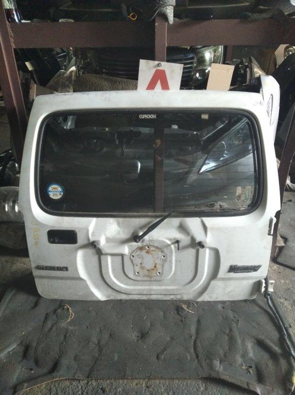 Дверь 5-я Suzuki Jimny JB33W задняя (б/у)