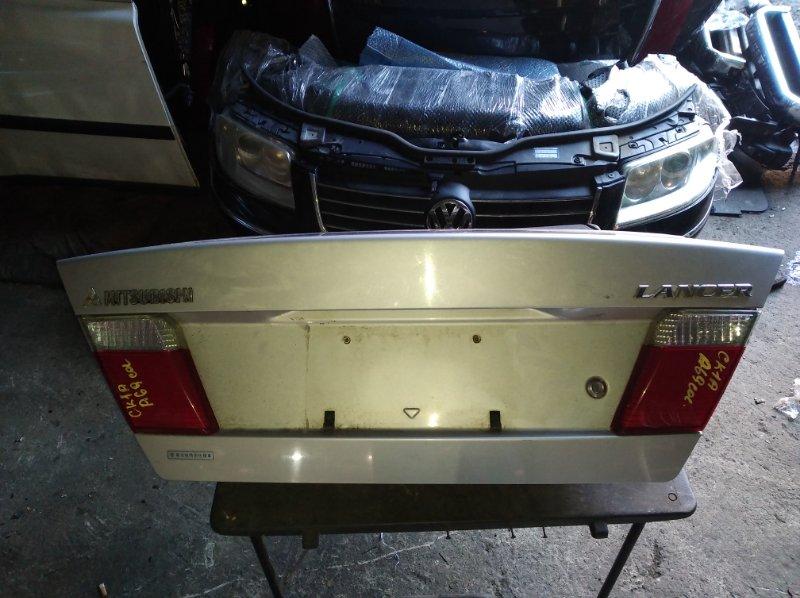 Крышка багажника Mitsubishi Lancer CK1A задняя (б/у)
