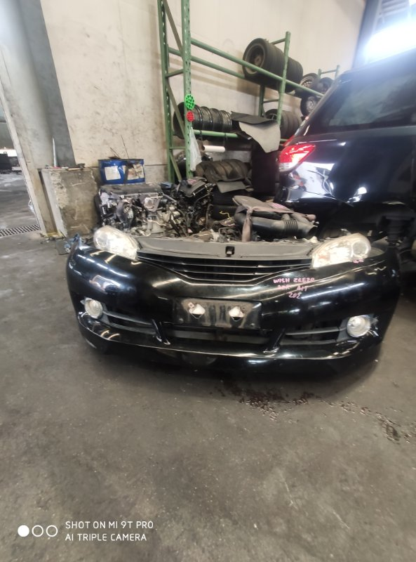 Nose cut Toyota Wish ZGE20 2ZR (б/у)