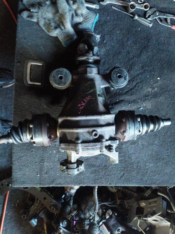 Редуктор Toyota Chaser JZX100 1JZ задний (б/у)