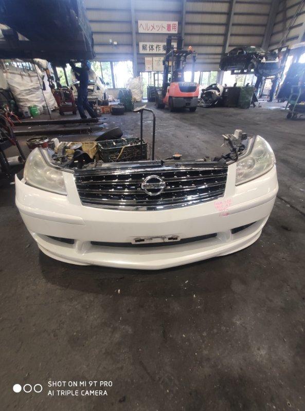 Nose cut Nissan Fuga Y50 VQ25 (б/у)