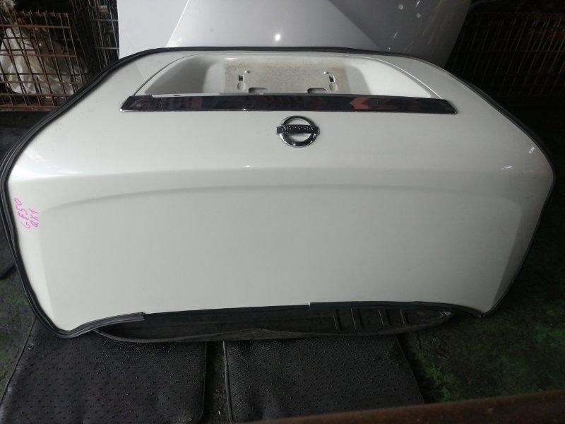 Крышка багажника Nissan Cima GF50 VK45DD (б/у)